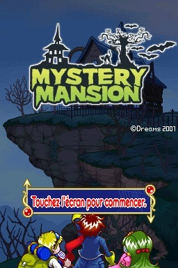 Images Mystery Mansion Nintendo DS - 12