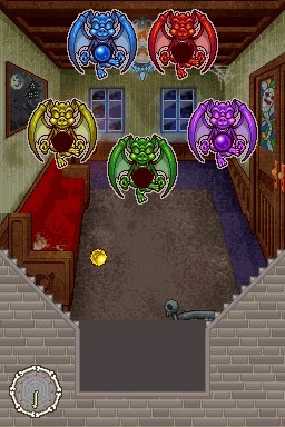 Images Mystery Mansion Nintendo DS - 17