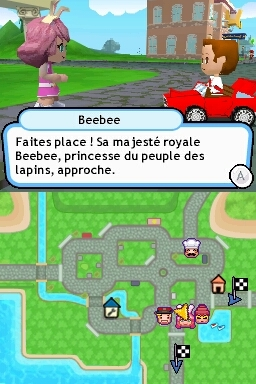 jeuxvideo.com MySims Racing - Nintendo DS Image 12 sur 166