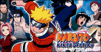Naruto : Ninja Destiny European Version