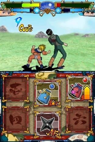 Test Naruto : Ninja Destiny II - European Version - Nintendo DS