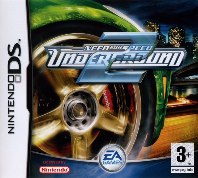 [MULTI] Need for Speed Underground 2 [DS]