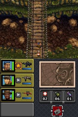 Test Operation : Vietnam Nintendo DS - Screenshot 11
