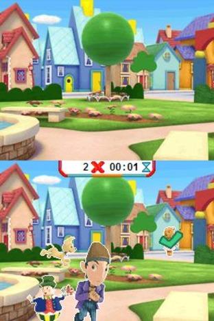 Test Oui-Oui : Grande Fête au Pays des Jouets Nintendo DS - Screenshot 2