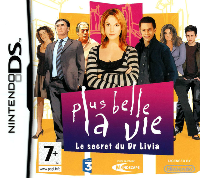 Plus Belle la Vie : Le Secret du Dr Livia DS