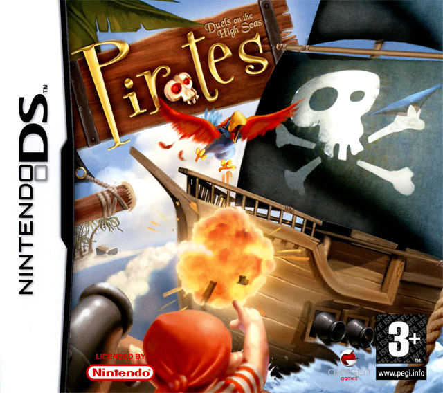 Pirates - Duels On The High Seas (USA) - DS [DF]