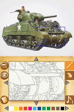 Paint by DS : Military Vehicles