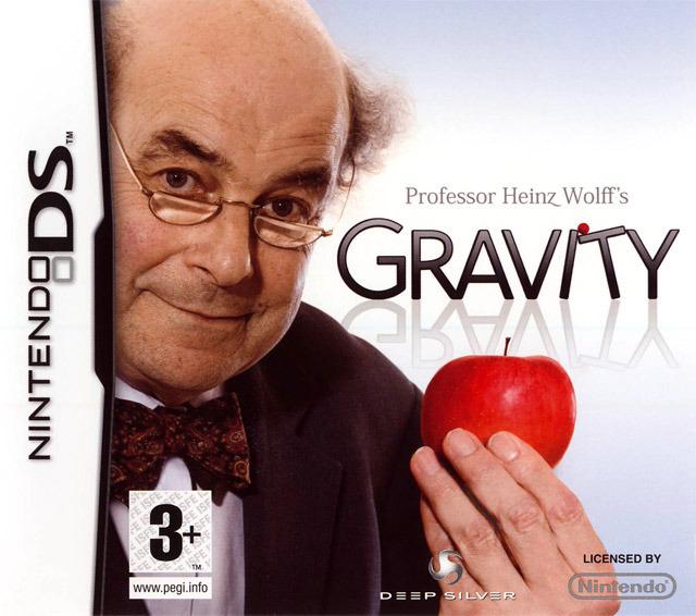 Professor Heinz Wolff's Gravity DS