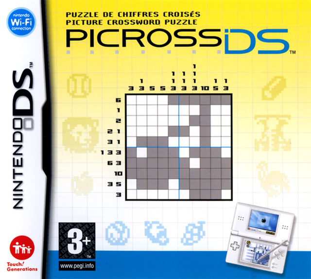 Pokemon picross s09 answers images pokemon images for Picross mural 1