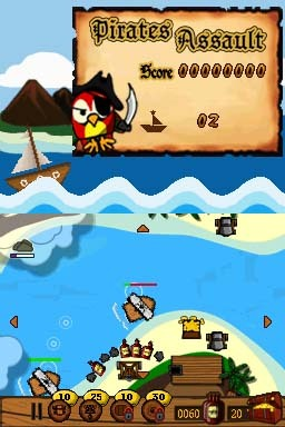 Images Pirates Assault Nintendo DS - 5
