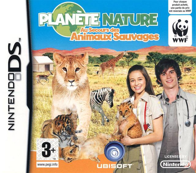 Planète Nature : Au Secours des Animaux Sauvages DS