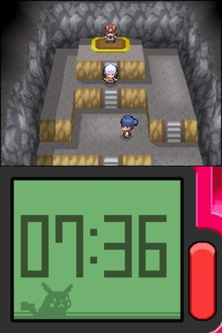 Test Pokemon Diamant Nintendo DS - Screenshot 11