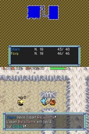 Test Pokémon Donjon Mystère Explorateurs du Ciel Nintendo DS - Screenshot 38