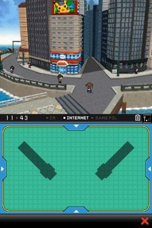 Test Pokémon Version Blanche 2 Nintendo DS - Screenshot 98