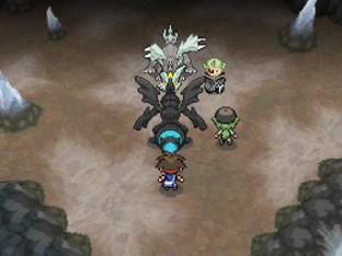 Images de Pokémon Version Noire & Blanche 2