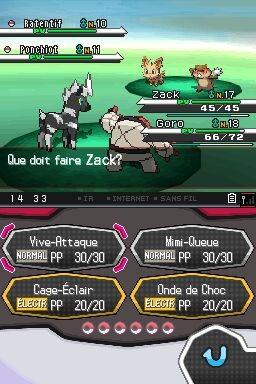 Pok mon version noire 2 france downzoone - Pokemon noir 2 evolution ...