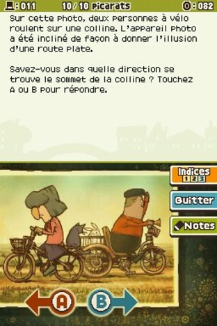 Professeur Layton et l'Appel du Spectre DS - Screenshot 156