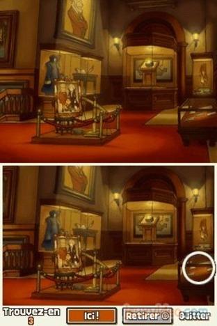 Professeur Layton et la Boîte de Pandore DS - Screenshot 600