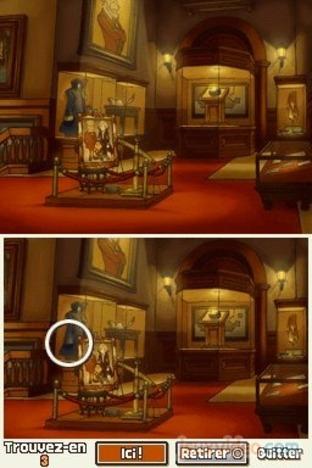 Professeur Layton et la Boîte de Pandore DS - Screenshot 601