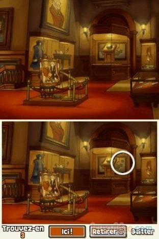 Professeur Layton et la Boîte de Pandore DS - Screenshot 602