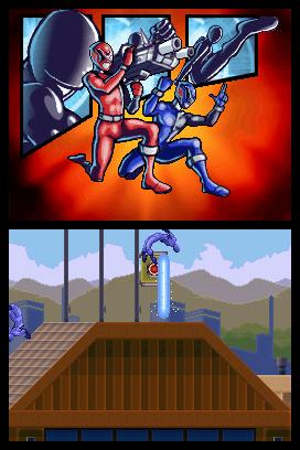 Power Rangers : Super Legends