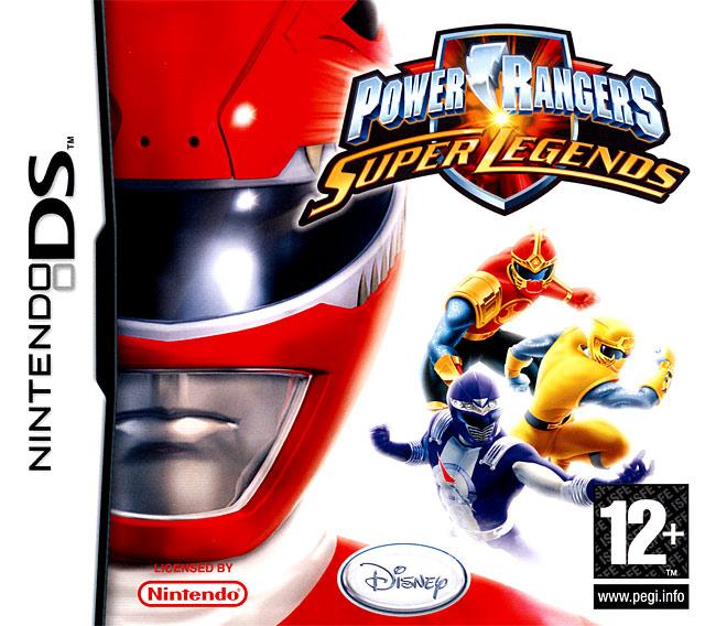 jeuxvideo.com Power Rangers : Super Legends - Nintendo DS Image 1 sur