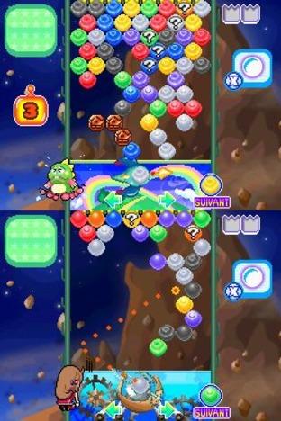 Fiche complète Puzzle Bobble Galaxy - Nintendo DS