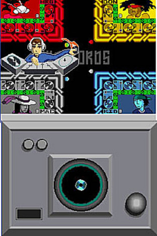 Test Retro Atari Classics Nintendo DS - Screenshot 6