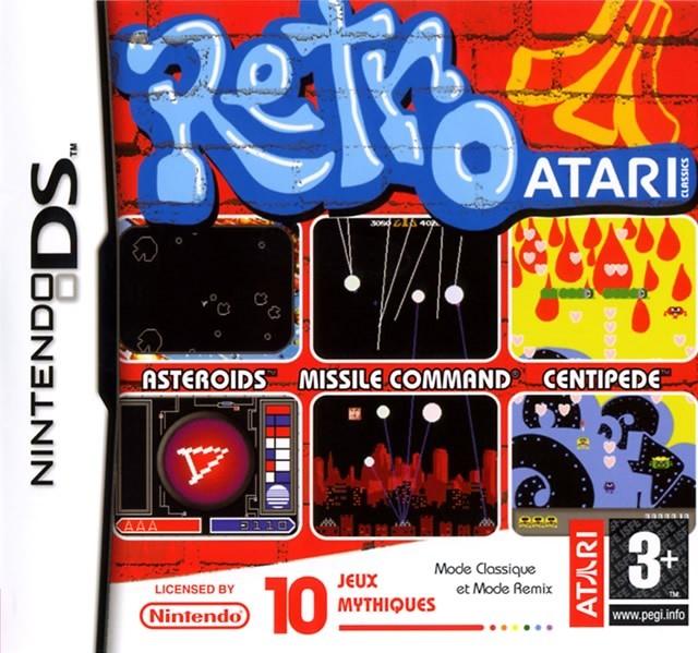 Retro Atari Classics [Demzz23] NDS NTSC ( Net) preview 0