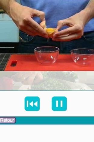 recettes de cuisine avec cyril lignac sur nintendo ds. Black Bedroom Furniture Sets. Home Design Ideas