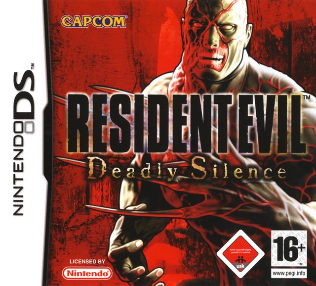 Resident Evil : Deadly Silence Multi5 NDS [MULTI]