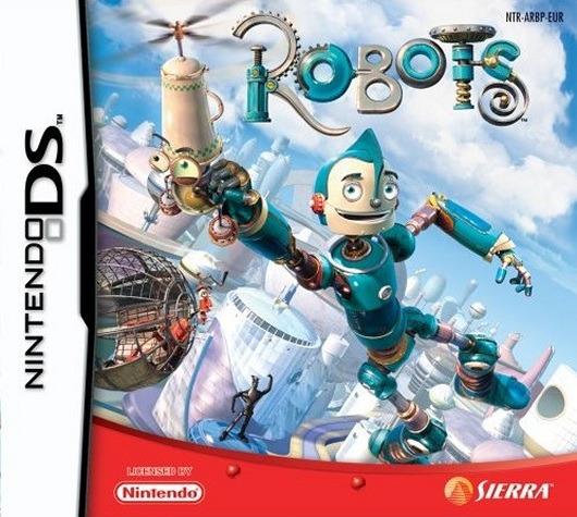 Robots [Demzz23] NDS NTSC ( Net) preview 0