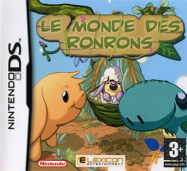 Le Monde des Ronrons DS