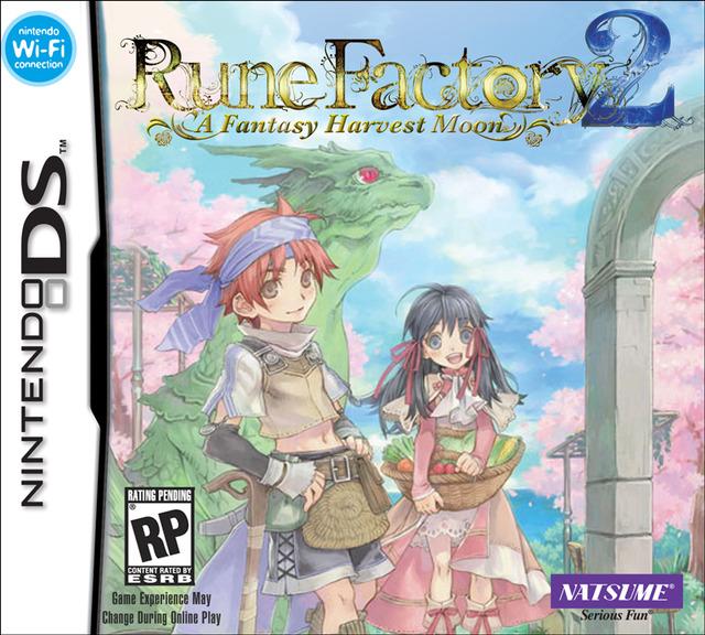Nintendo DS - Les incontournables - Page 3 Runeds0f