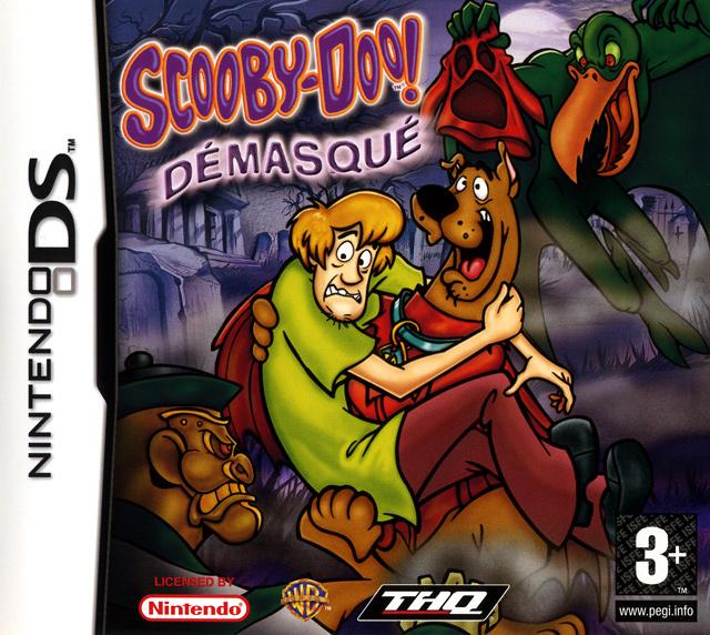 Scooby-Doo! : Démasqué (E) [HF]