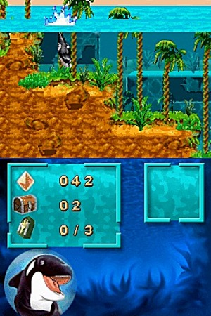 jeuxvideo.com Shamu's Deep Sea Adventures - Nintendo DS Image 4 sur 43
