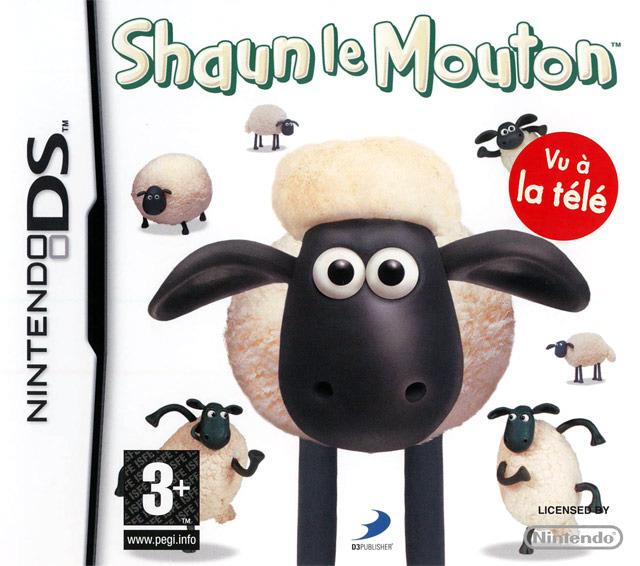 Shaun the Sheep [Demzz23] NDS NTSC ( Net) preview 0