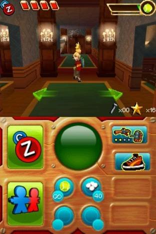 La Vie de Palace de Zack & Cody : Chasse aux Espions - Nintendo DS