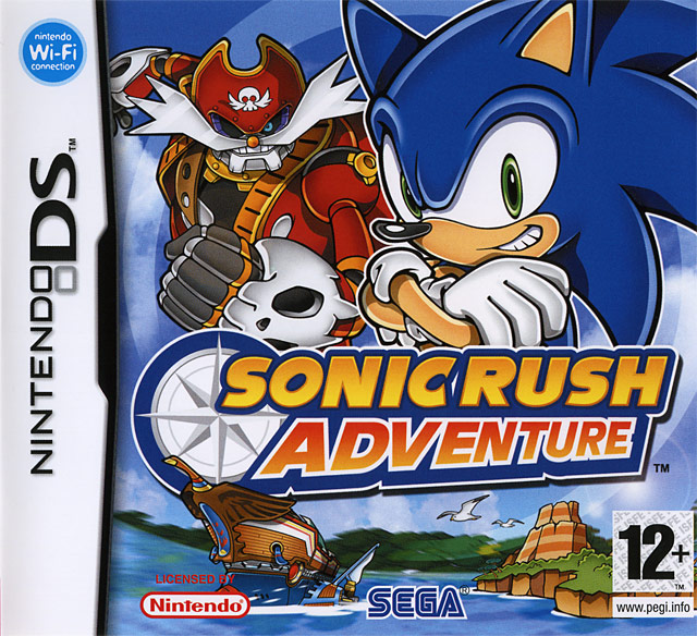 Sonic Rush Adventure (patchée)[Multi]