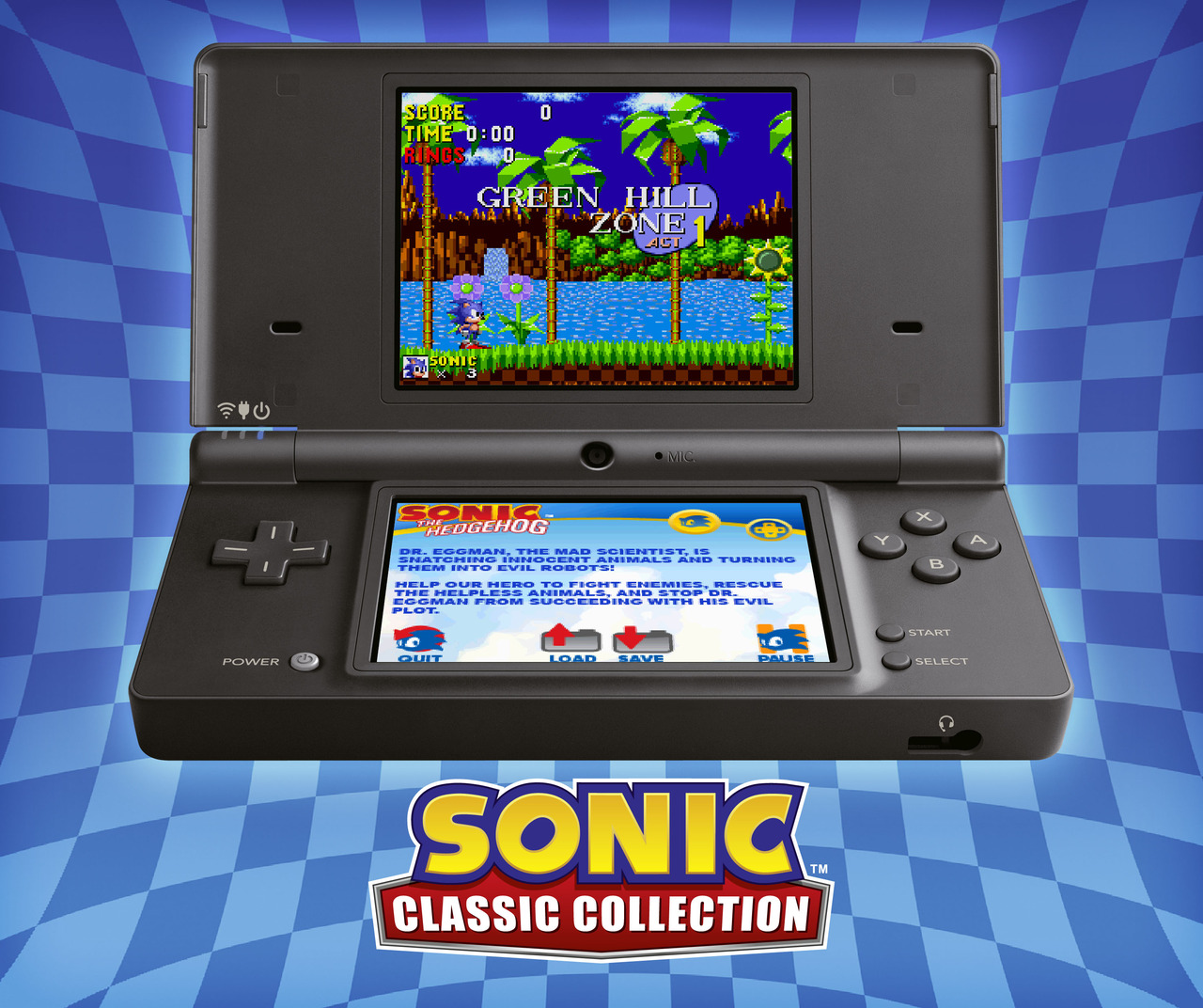 Images Sonic Classic Collection Nintendo DS - 11