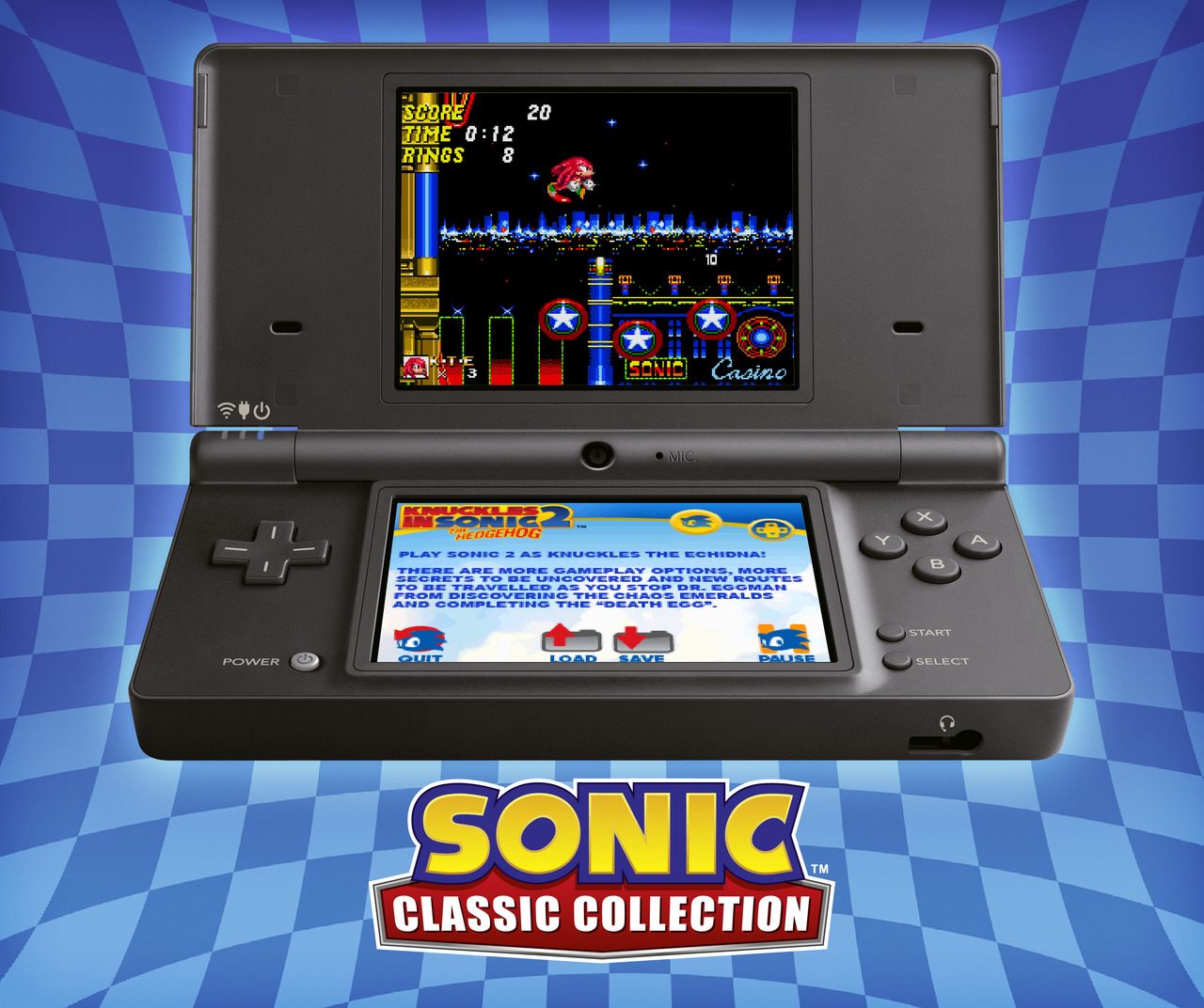 Images Sonic Classic Collection Nintendo DS - 13