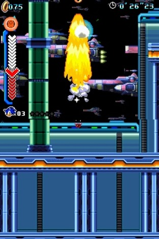 Test Sonic Colours Nintendo DS - Screenshot 87