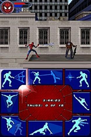 Spider-Man 2 Nintendo DS
