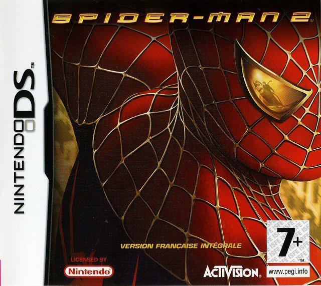 spider man 2 sur nintendo ds. Black Bedroom Furniture Sets. Home Design Ideas