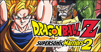 Dragon Ball Supersonic Warriors 2 Ssw2ds00b