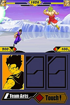 Dragon Ball Supersonic Warriors 2 Ssw2ds035