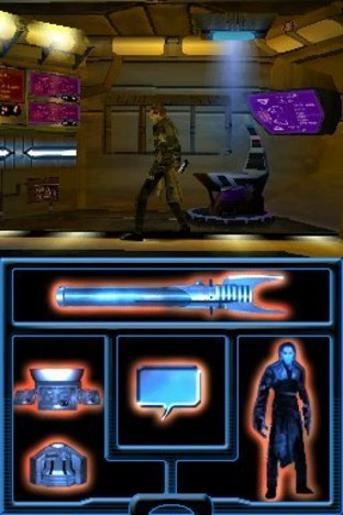 Test Star Wars : Le Pouvoir de la Force Nintendo DS - Screenshot 15