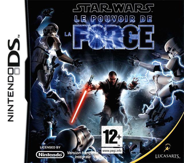 Star Wars : Le Pouvoir de la Force DS