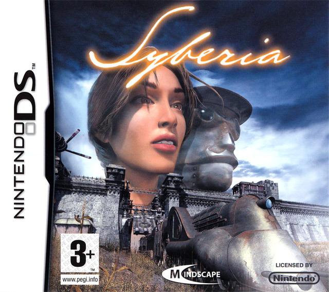 Syberia Sur Nintendo DS