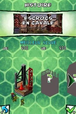 Images Teenage Mutant Ninja Turtles : Arcade Attack Nintendo DS - 11